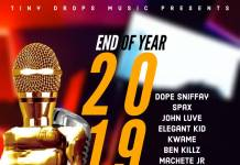 Various Artists - End of Year 2019 Samfya Cypher