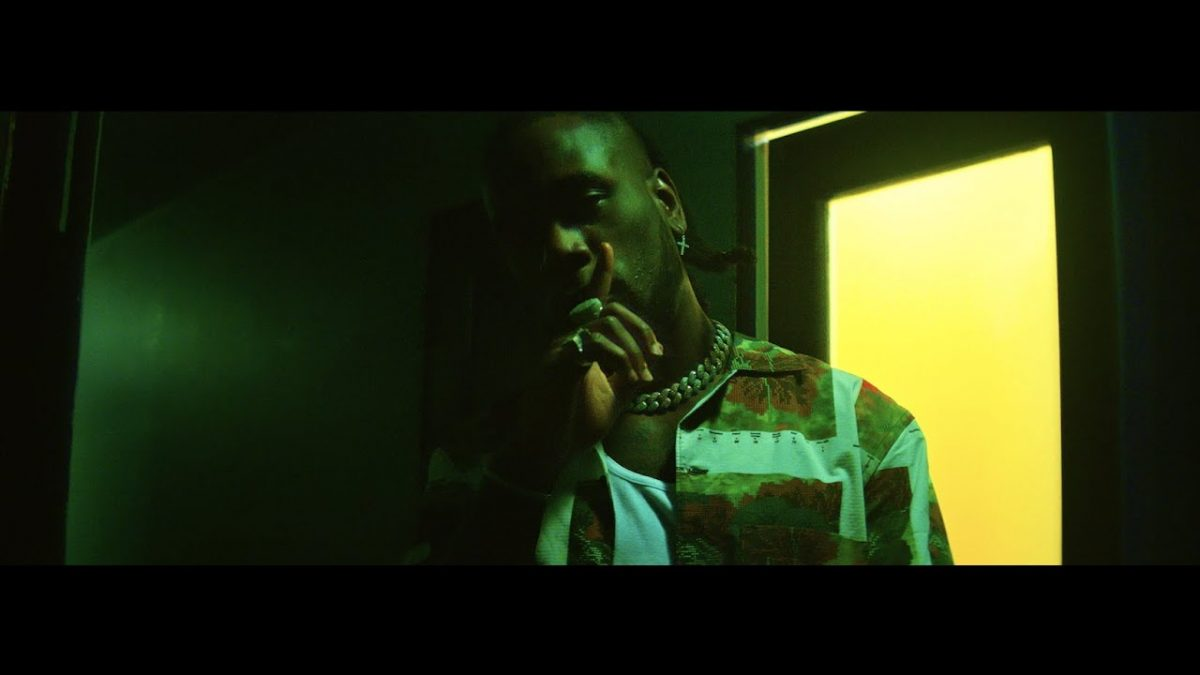 Burna Boy ft. Jeremih & Serani - Secret (Official Video)