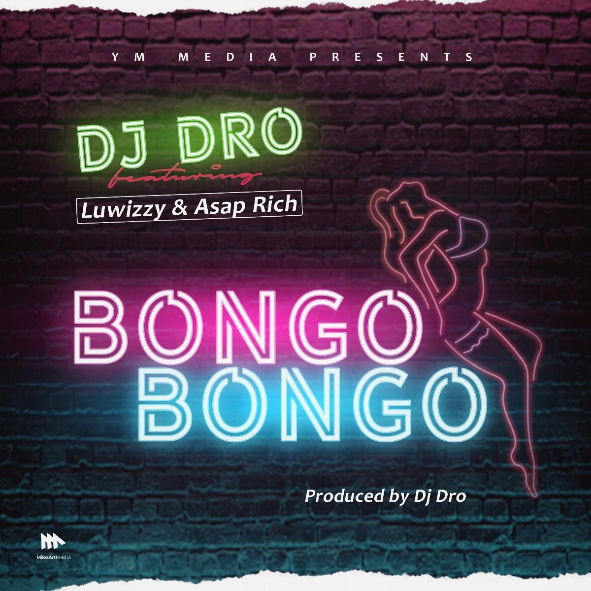 DJ Dro ft. Luwizzy & Asap Rich - Bongo Bongo