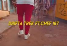 Drifta Trek ft. Chef 187 - Tiliche (Official Video)