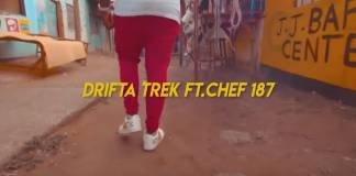 Drifta Trek ft. Chef 187 - Tiliche (Official Video)