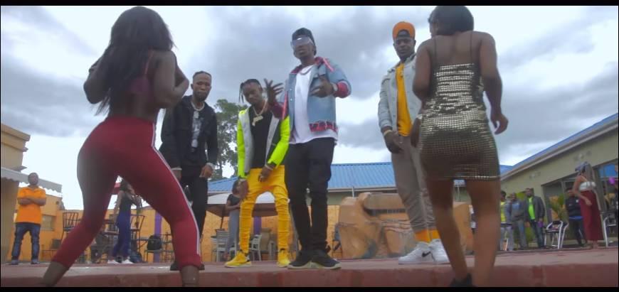 HD Empire ft. Drifta Trek, Chef 187 & Dope Boys - Puku Paka (Official Video)