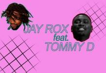 Jay Rox ft. Tommy D - Pala Ba Nda (Lyric Video)