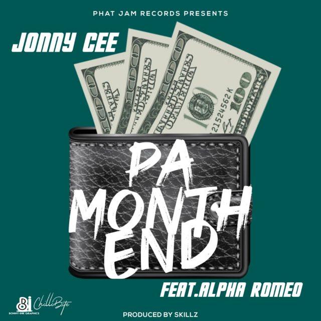 Jonny Cee ft. Alpha Romeo - Pa Monthend