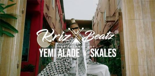 Krizbeatz ft. Yemi & Skales - Riddim (Official Video)