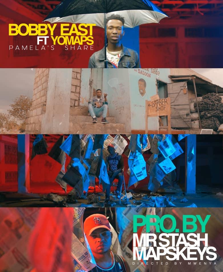 Bobby East ft. Yo Maps - Pamela's Share