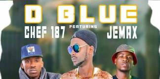 D Blue ft. Chef 187 & Jemax - Chikalindoti