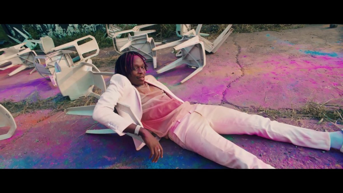 Fireboy DML - Vibration (Official Video)