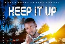 Jae MaaRol - Keep It Up (Prod. King Nachi)