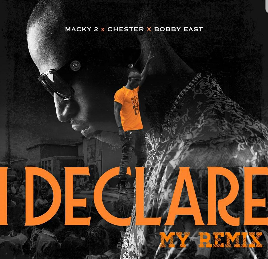 Macky 2 - I Declare (Beat + Hook)