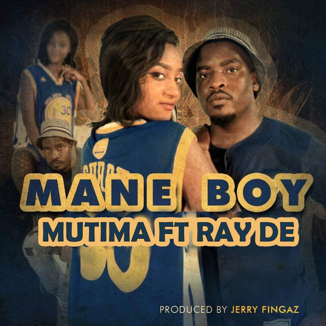 Mane Boy ft. Ray Dee - Mutima