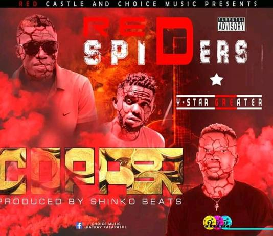 Red Spiders ft. Y-Star Greater - Copper