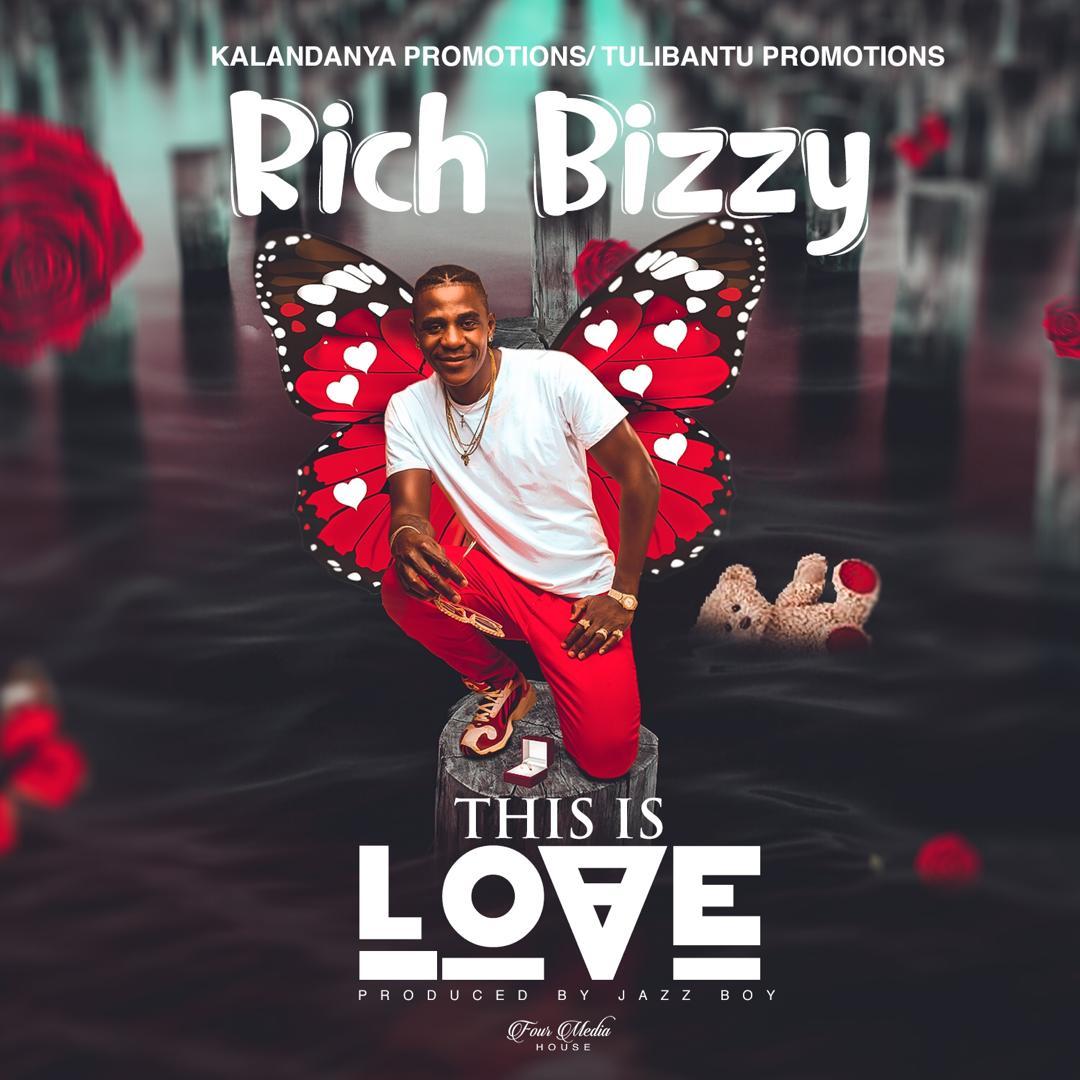 Rich Bizzy - This is Love (Prod. Jazzy Boy)
