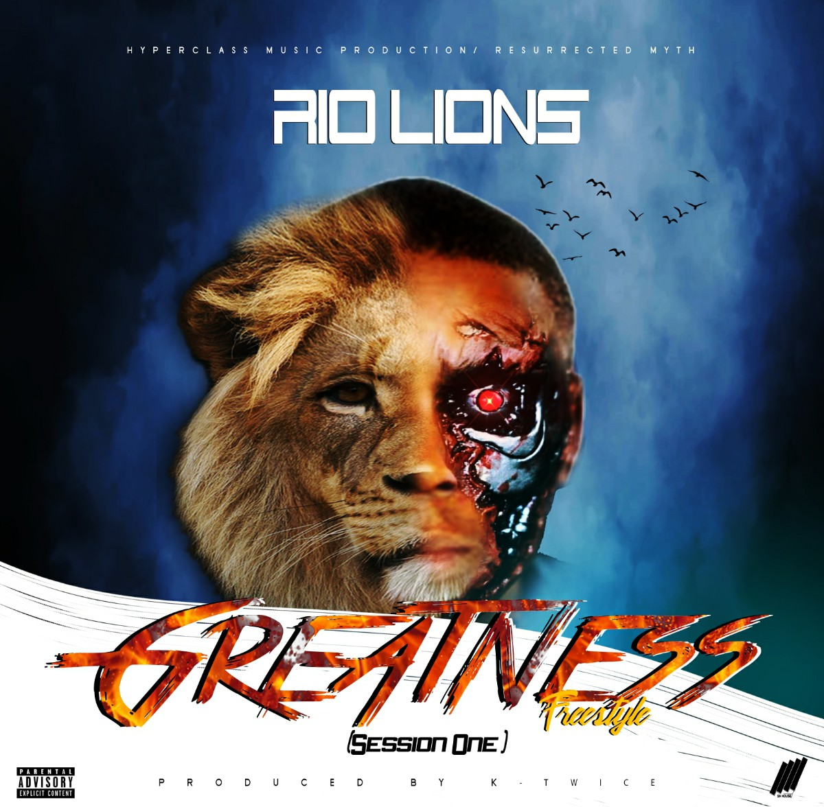 Rio Lions - Greatness - Freestyle (Session One)