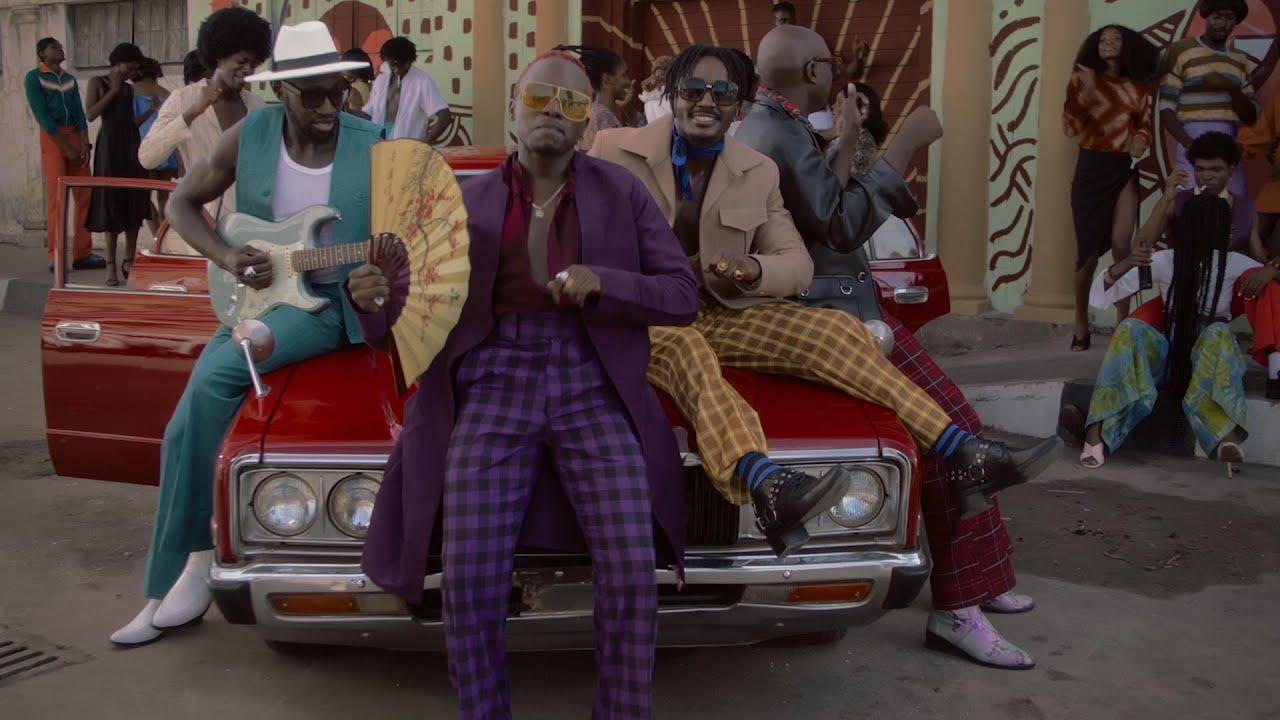 Sauti Sol - Suzanna (Official Video) - AfroFire