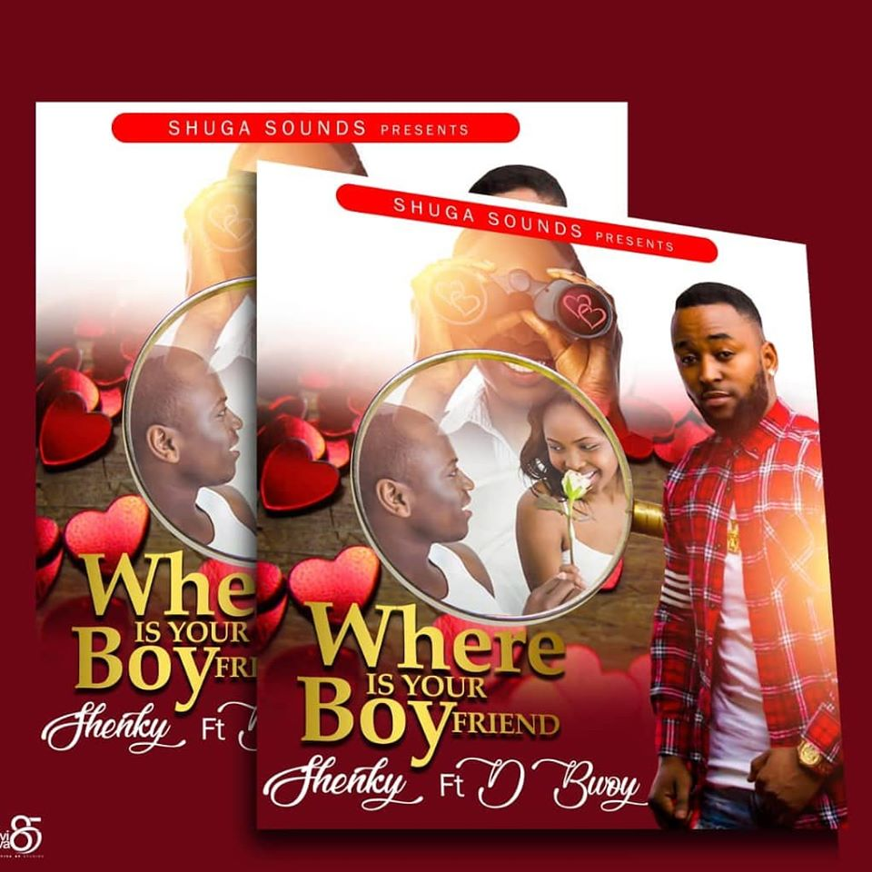 Shenky ft. D Bwoy - Where is Your Boyfriend