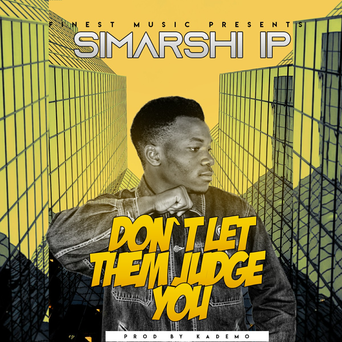 Simarshi IP - Don't Let Them Judge You