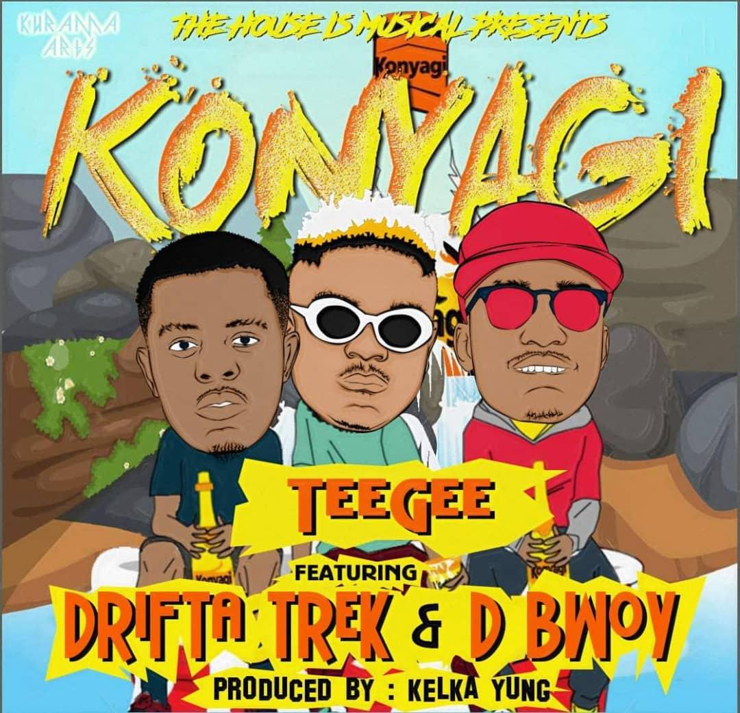 Tee Gee ft. Drifta Trek & D Bwoy - Konyagi