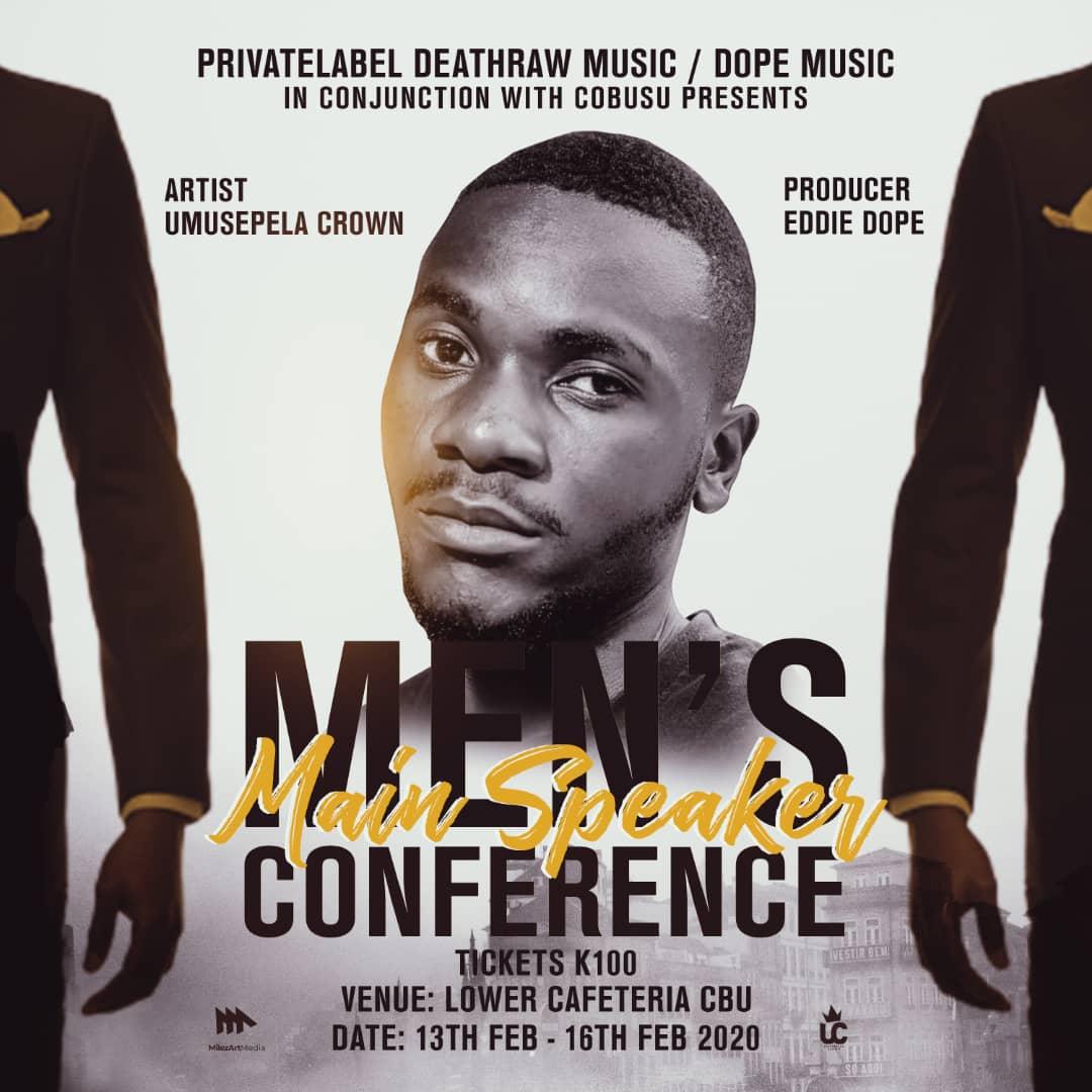 Umusepela Crown - Men's Conference Main Speaker