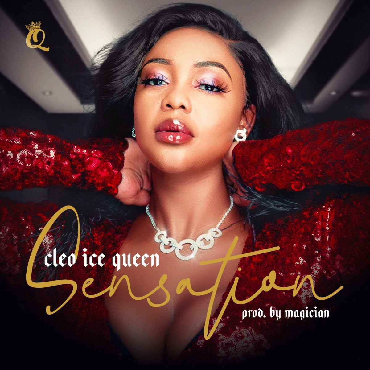 Cleo Ice Queen - Sensation (Prod. Magician)