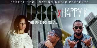 D86-The Phenomenal ft. Happy K - Wemusuma