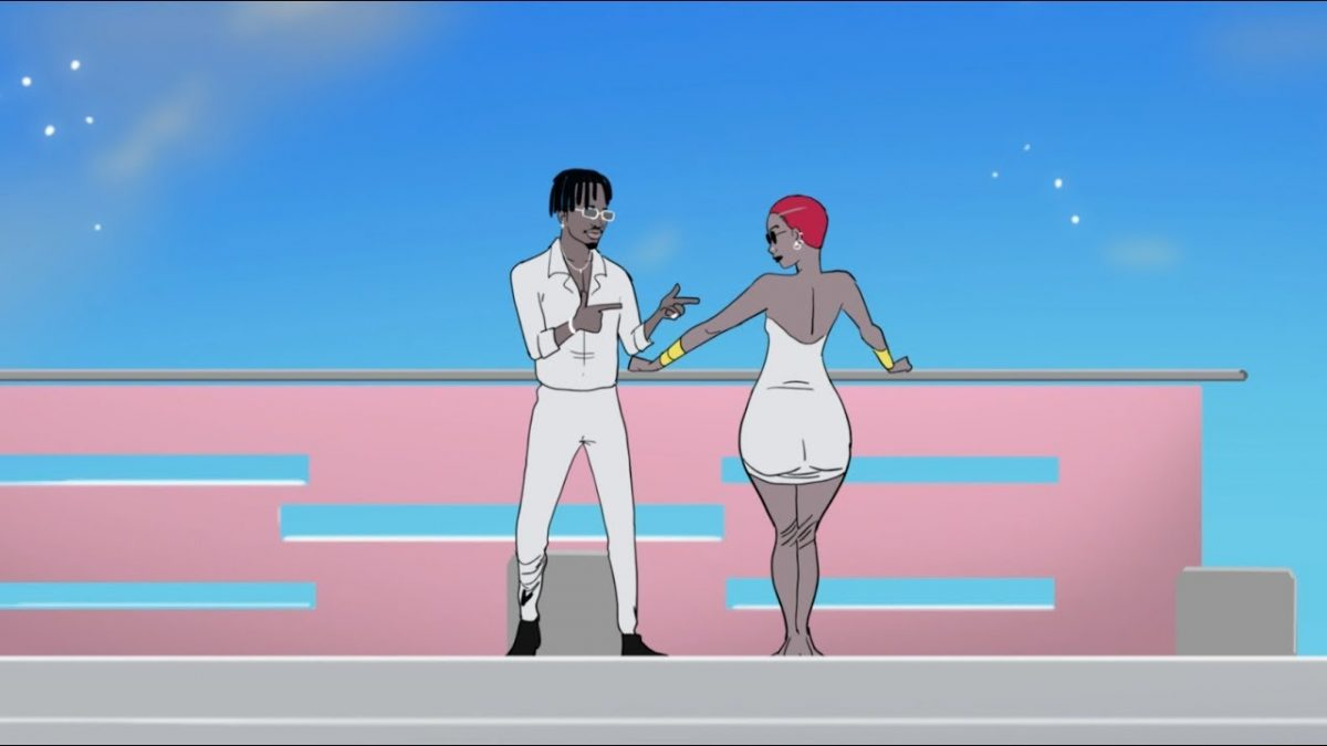 Diamond Platnumz - JeJe (Animation)