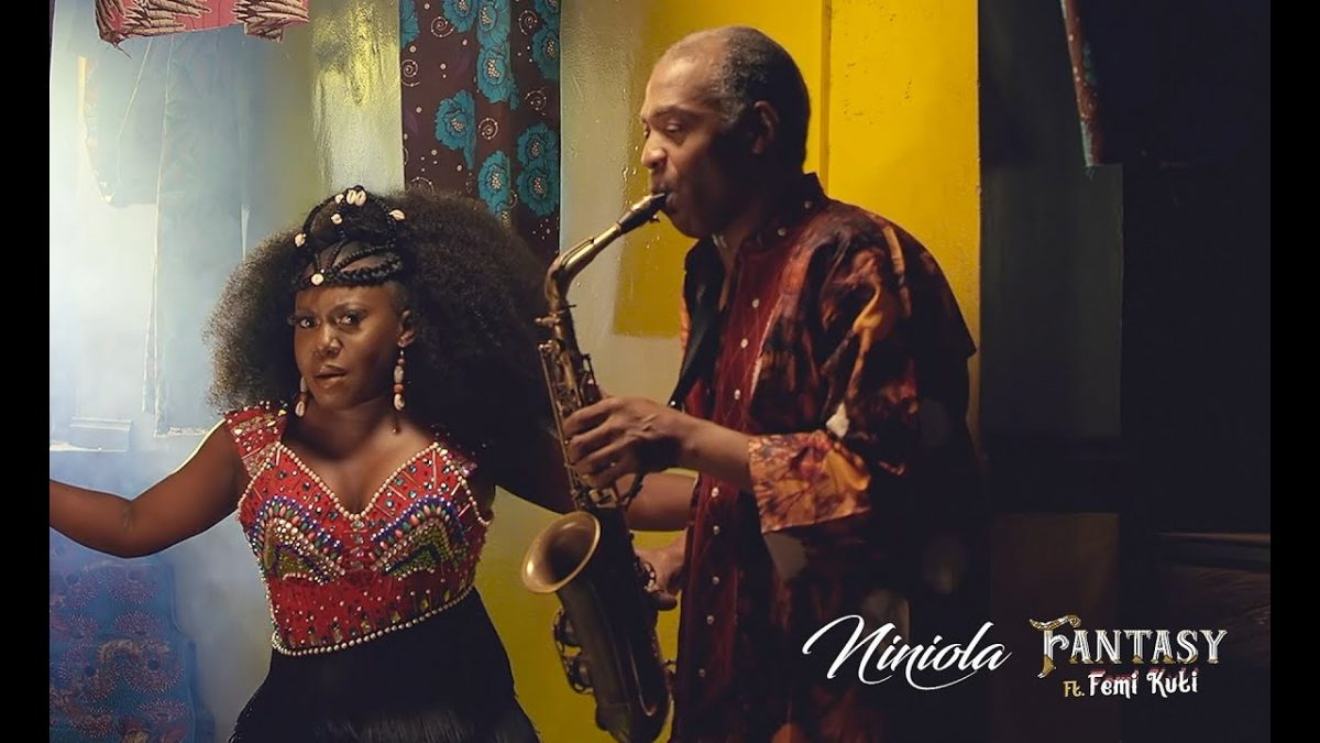 Niniola ft. Femi Kuti - Fantasy (Official Video)