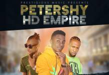 Petershy ft. HD Empire - With You (Prod. DJ Justice)