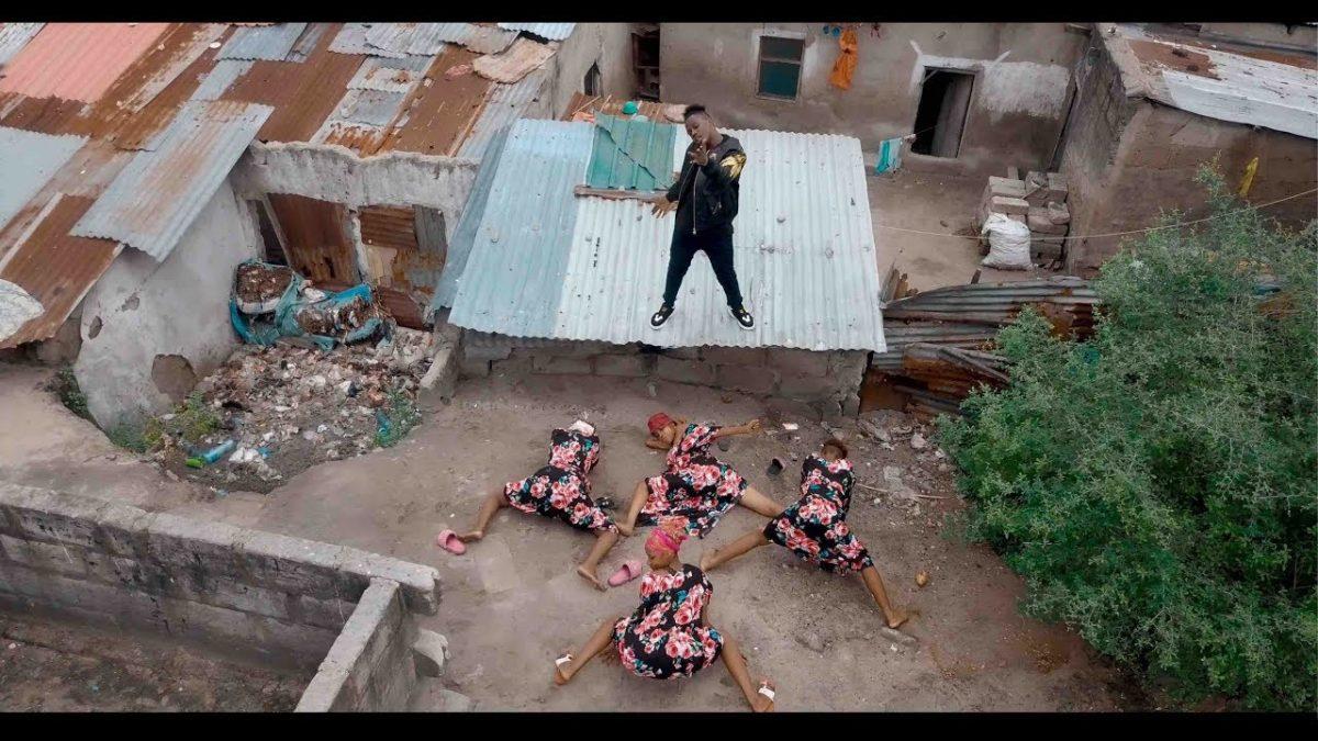 Rayvanny ft. Dulla Makabila - Miss Buza (Official Video)
