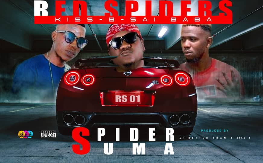 Red Spiders ft. Kiss B Sai Baba - Spider Suma