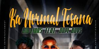Rio Lions ft. Dope Boys - Ka Normal Tesana