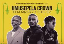 Umusepela Crown - I Declare (Macky 2 Cover)