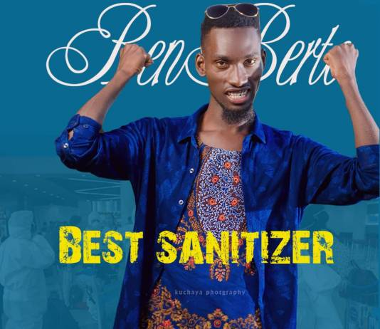 Benberto - Best Sanitizer (Prod. Paxah)