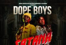 Dope Boys - Satana Ndekelako (Beat + Hook)