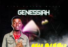 Genessiah - My Diary 8 (KB Cover)