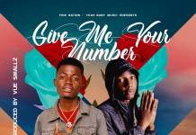 Genessiah ft. Kido Kohkane - Give Me Your Number