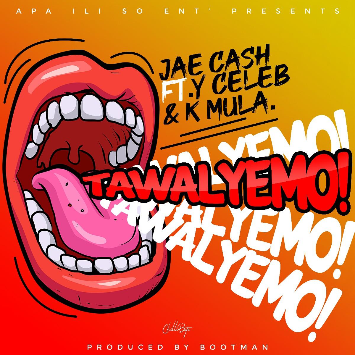 Jae Cash ft. Y Celeb & K Mula - Tawalyemo, Like W.T.F
