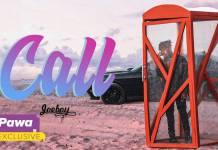 Joeboy - Call