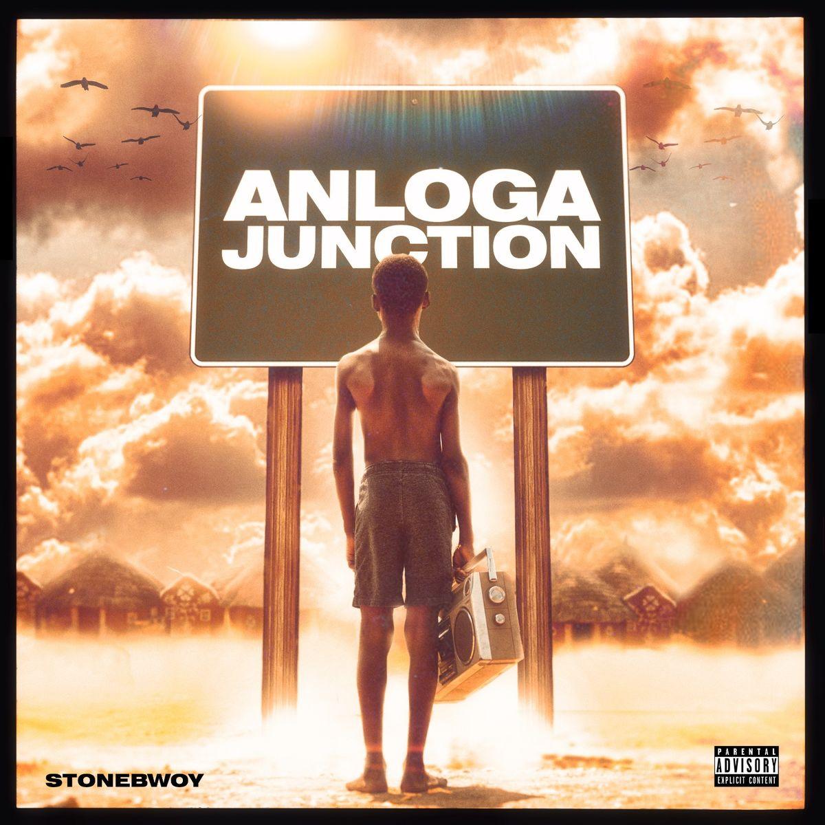 Stonebwoy - Anloga Junction (Full Album)