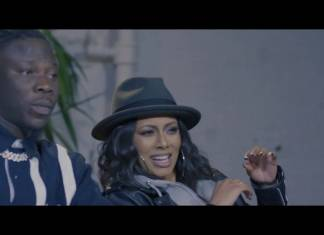 Stonebwoy ft. Keri Hilson - Nominate (Official Video)