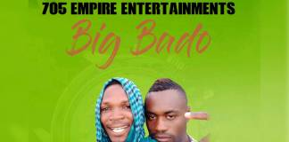 Big Bado - Lelo Somone (Prod. DJ Robot)