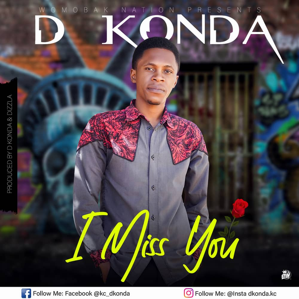 D Konda - I Miss You