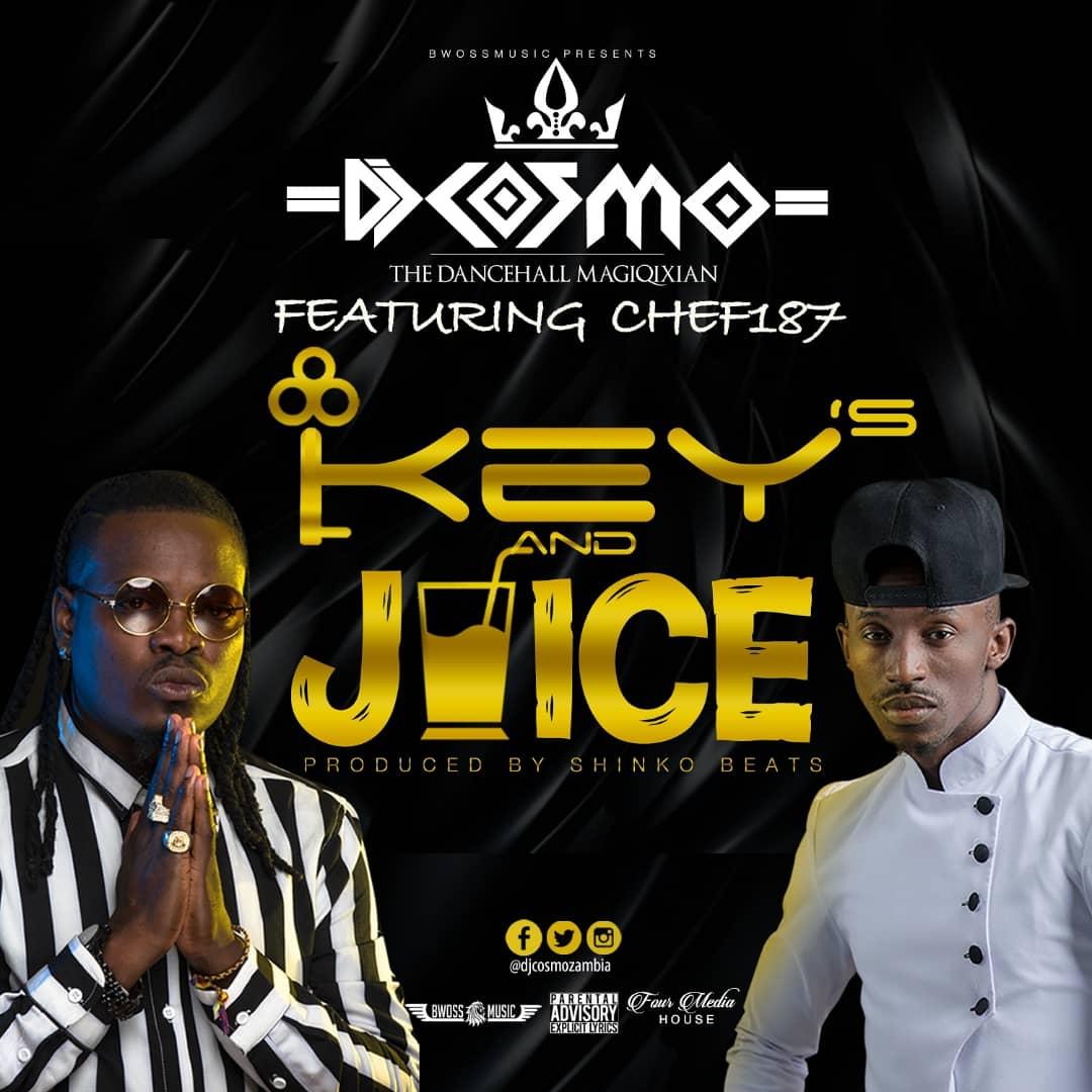 DJ Cosmo ft. Chef 187 - Keys & Juice (Prod. Shinko Beats)