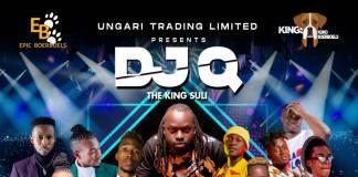 DJ Q The King Suli ft. Various Artists - Twaikalila Dunka (Prod. Cassy Beats)