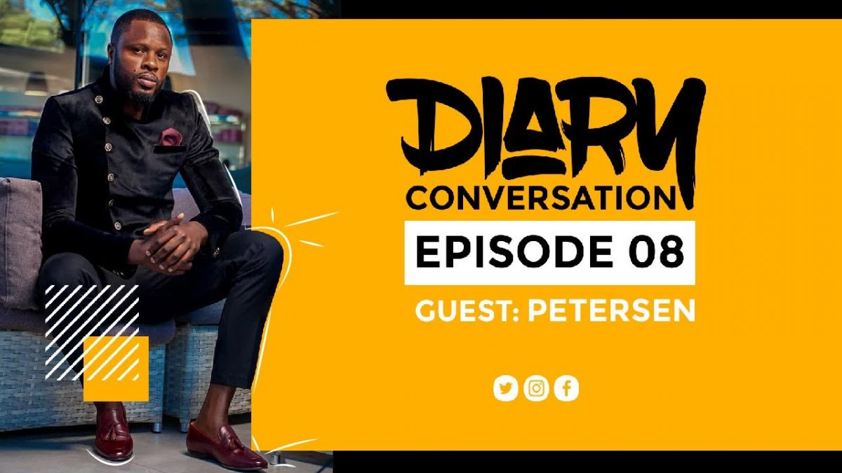 Diary Conversation S01 E08 (feat. Petersen)