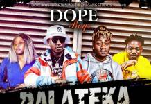 Dope Boys ft. Khlassiq & Ruff Kid - Palateka Palabomba