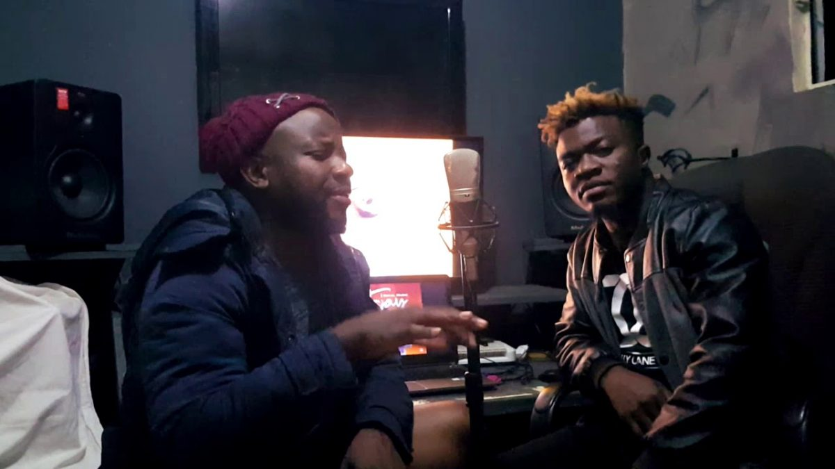 F Jay ft. Lp - ili Che Mushe (Studio Video)