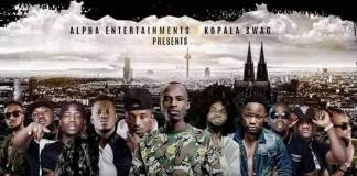 Kopala Swag - Quarantine Cypher (Prod. Dice)