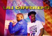Misistar ft. Daev - Uli Different (Prod. D Jonz)