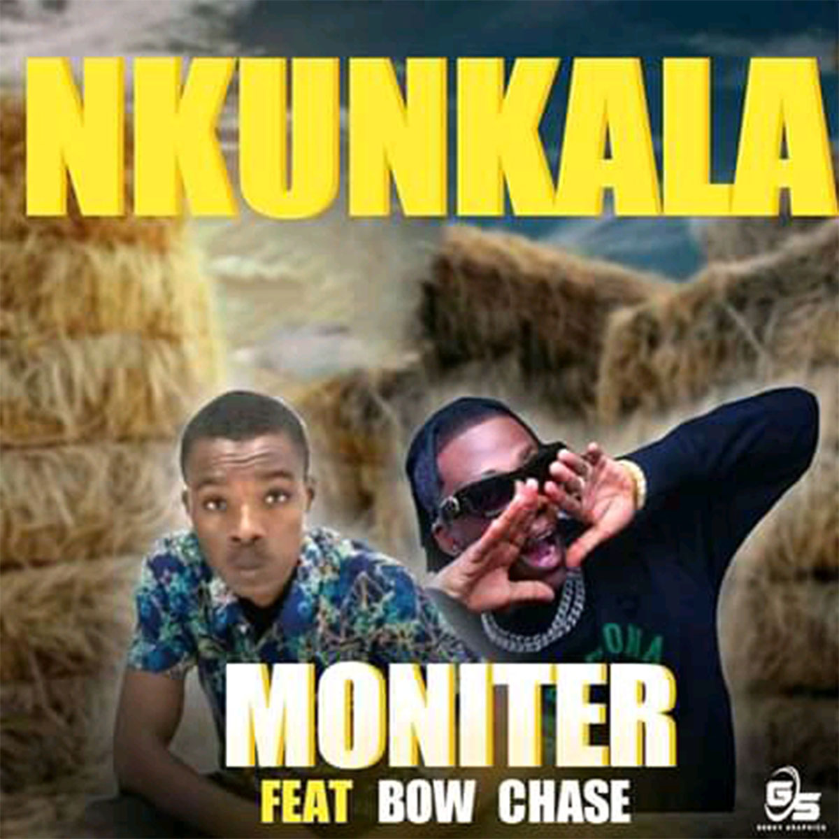 Moniter ft. Bow Chase - Kunkala (Prod. X-Boy)